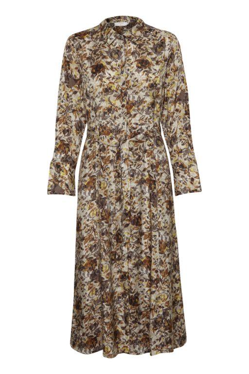 Cream AugustaCRMargot Long Dress