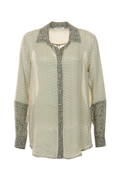 Funky Staff Blouse Anabelle Mix Moon Rock