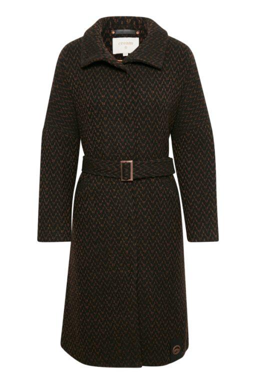 Cream CRMalle coat