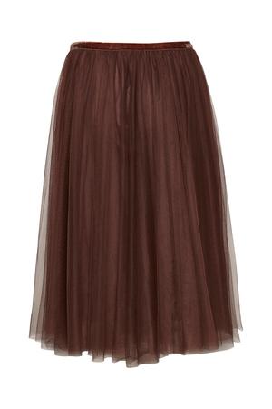 Cream DianaCR Skirt