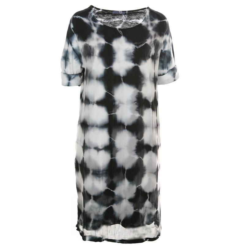 Funky Staff Dress Melody Batik Dots