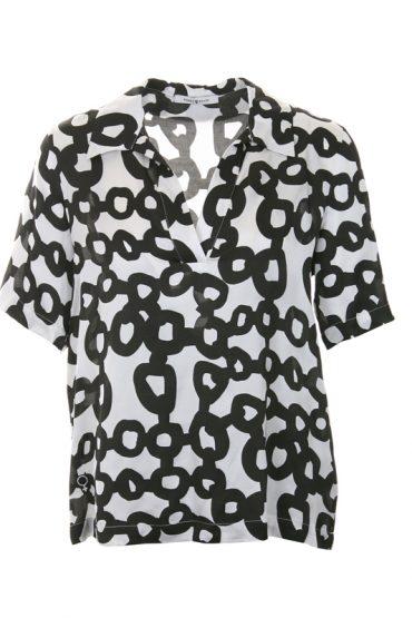 FUNKY STAFF Shirt Indira Retro Catena