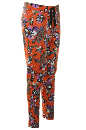 FUNKY STAFF Trousers You2 Retro Flowers