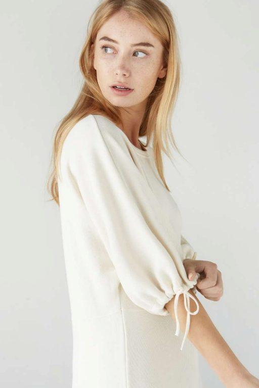 SIMPLE Gerben Sweatshirtkleid
