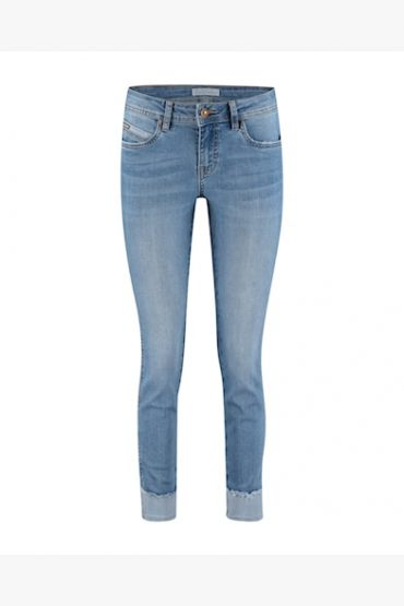 Red Button Lulu Jeans